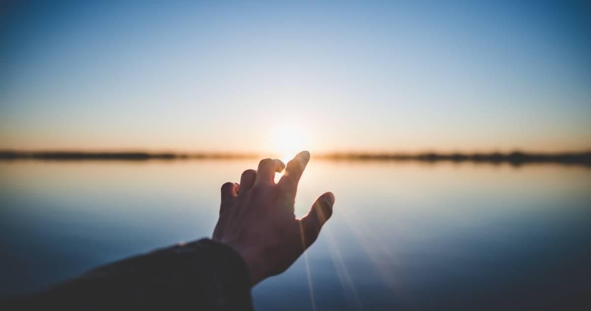 Image of Hand Reaching
