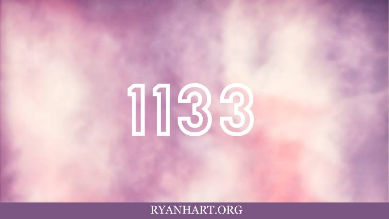 3 Amazing Meanings of Angel Number 1133 | Ryan Hart
