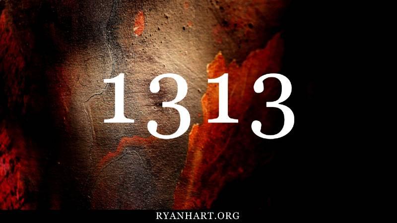3 Surprising Meanings of Angel Number 1313 | Ryan Hart