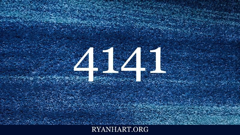3 Surprising Meanings of Angel Number 4141   Ryan Hart