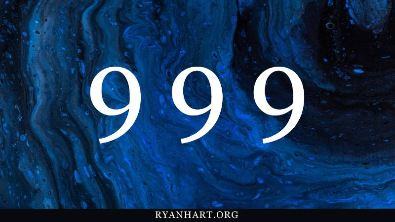 3 Amazing Meanings of Angel Number 999 | Ryan Hart
