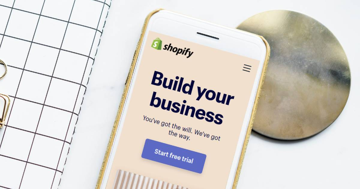 Photo of Shopify Online Store