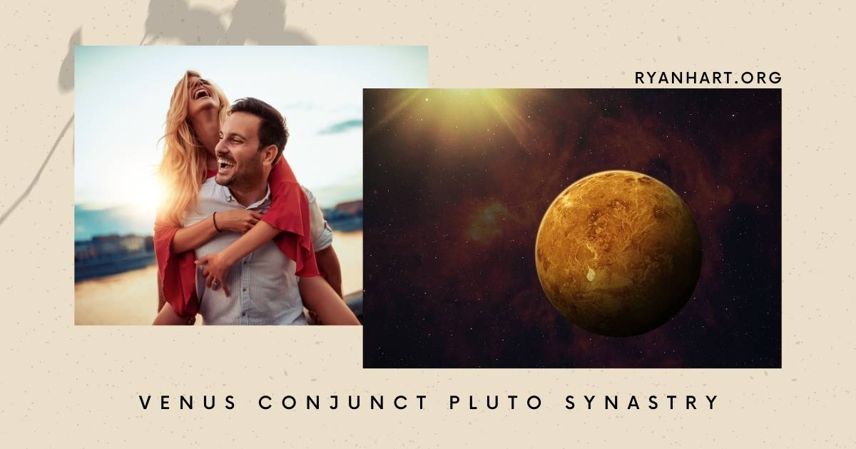Venus conjunct pluto