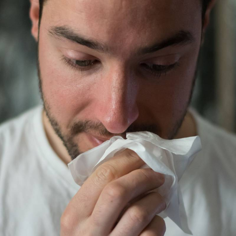 3 Spiritual Meanings of an Itchy Nose | Ryan Hart