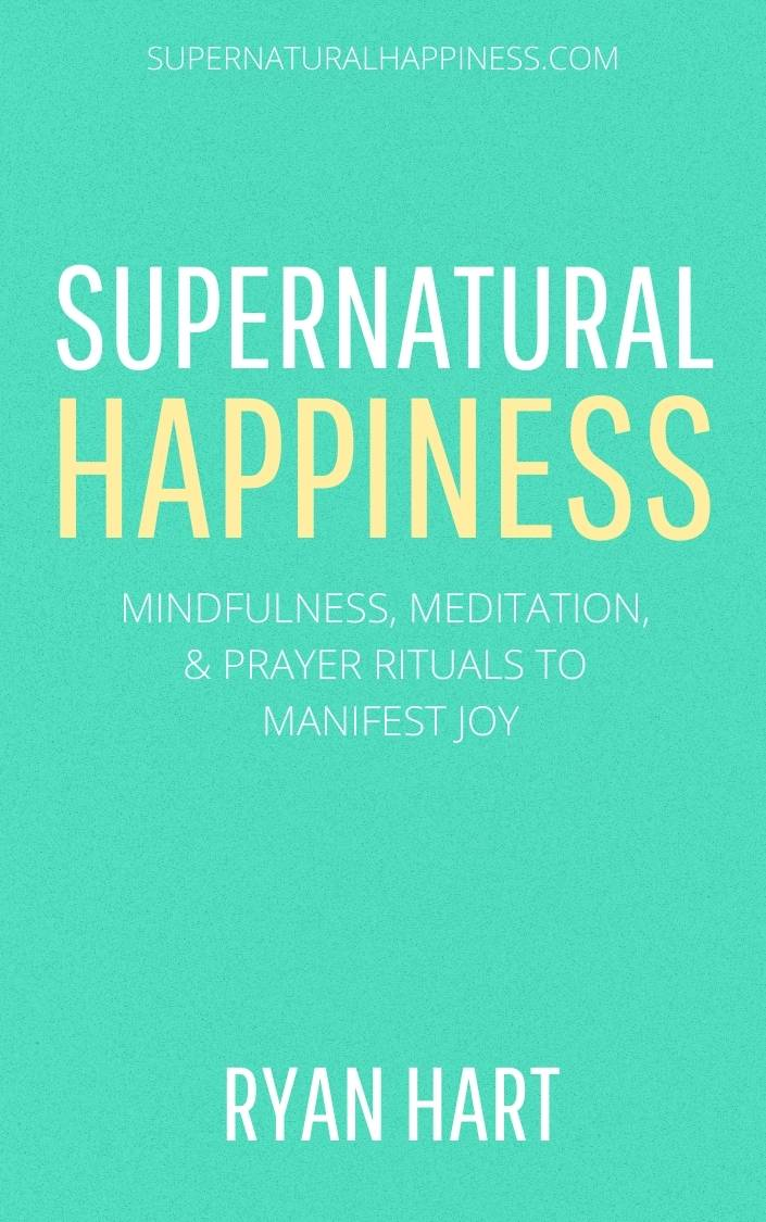Supernatural Happiness book cover